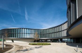 Bau der Woche: ESO Headquarter Extension - Auer+Weber+Assoziierte GmbH