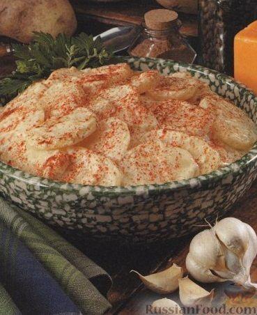 Картофель, приготовленный в медленноварке
