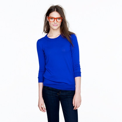 Tippi sweater in lots of colors from J. Crew