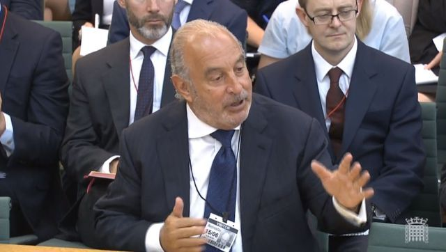 British Parliament Members Agree Sir Philip Green Should Be Stripped of Knighthood