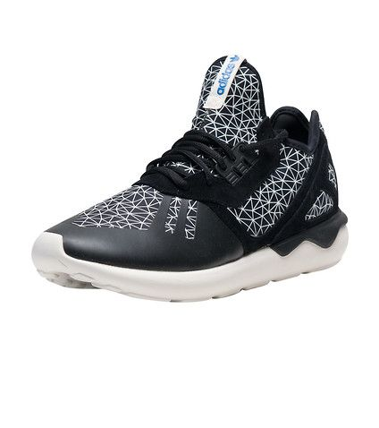 adidas MENS TUBULAR RUNNER Black