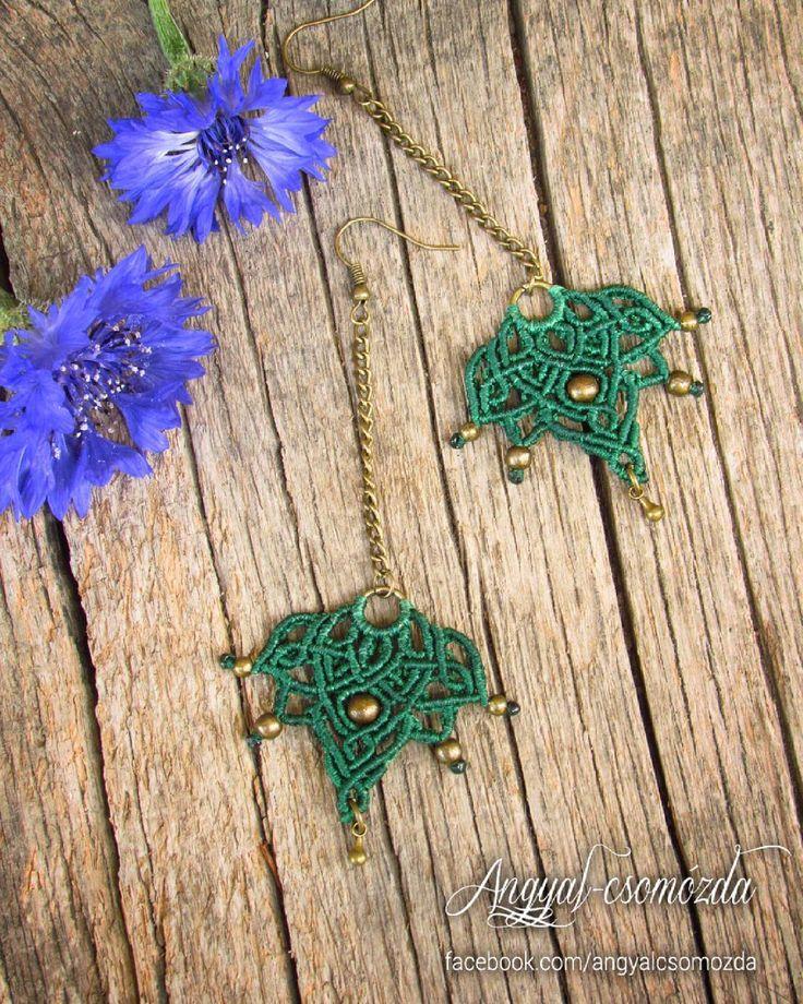 #angyalcsomozda #micromacrame #macrame #earrings #macrameearrings #handmade #jewelry #boho #bohemian #tribal #ethnic #festivaljewelry #tribaljewelry #fairy #gipsy #fashion #goa #psy #bohojewelry #hippie #lotus