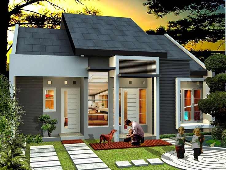 contoh design exterior tampak depan diperlukan dalam pembuatan sebuah karya design Rumah minimalis modern nah salah satu contoh gambar minimalis modern adalah berikut ini, rumah minimalis yang indah nan penuh pesona