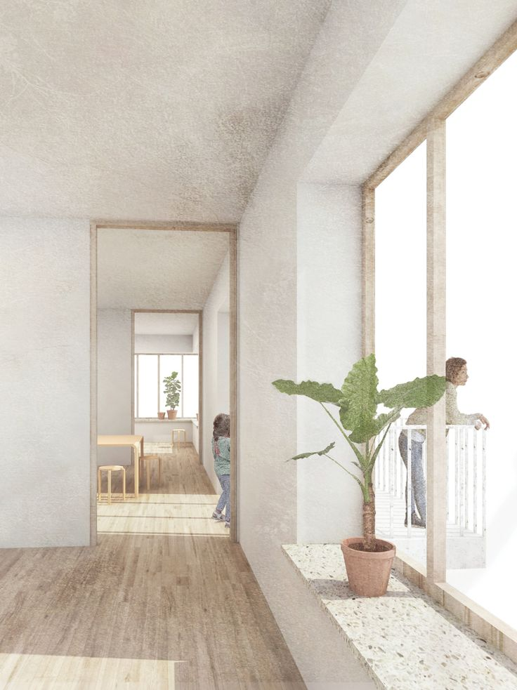 Competition proposal by White Arkitekter