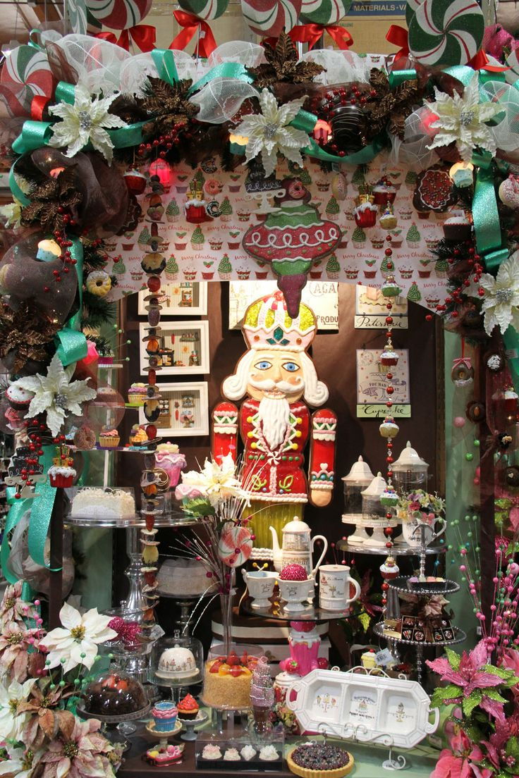 49 best christmas store displays images on Pinterest Christmas