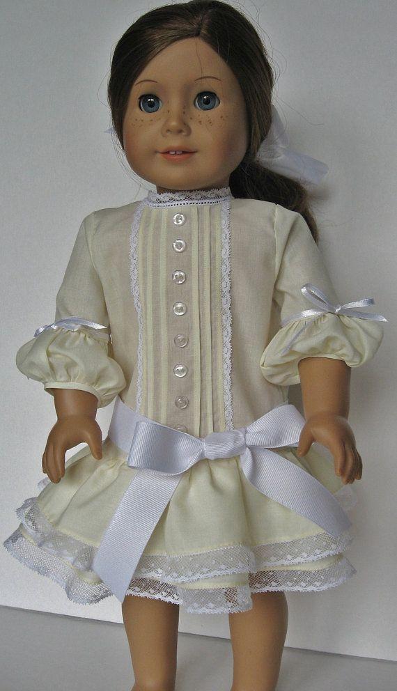 School Dress for American Girl Doll Samantha or by MyAuntGinny, $47.00