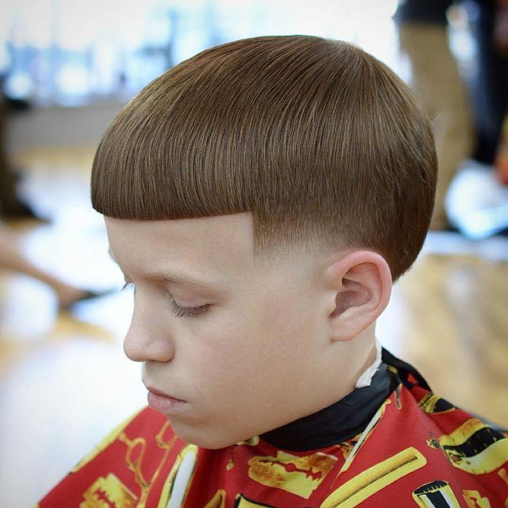 teenage boy haircut
