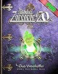 The Zorcerer of Zo - Atomic Sock Monkey Press | DriveThruRPG.com