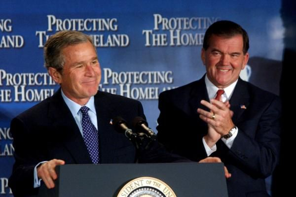 On Nov. 19, 2002, the U.S. Senate voted overwhelmingly to create a Cabinet-level Homeland Security Department.