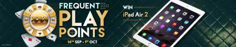 Accumulate Loyalty Points at Adda52 and Win an iPad Air 2. Start Playing!