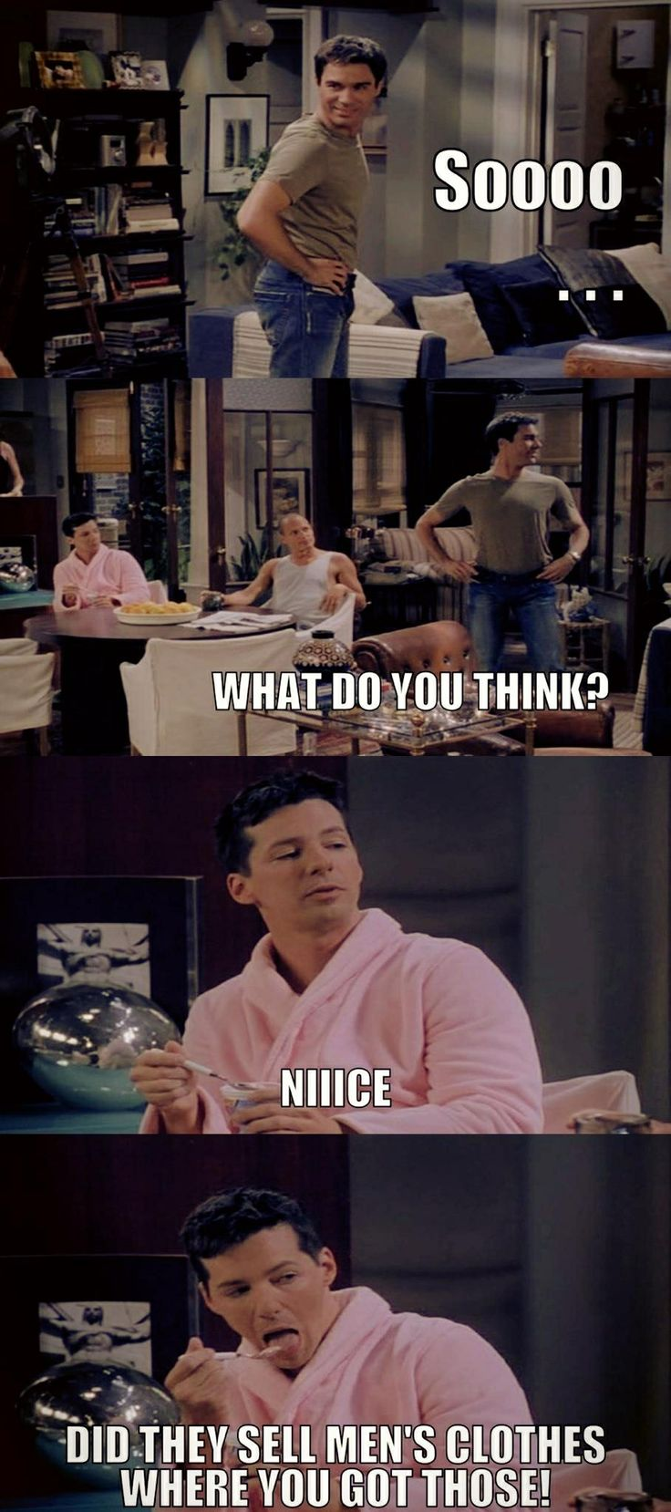 Love me some will and grace