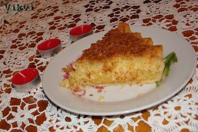 Francia kókuszos pite - No. 45