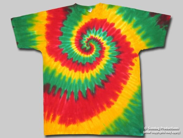 Rasta | Sundog: Custom t-shirt designer, screen printer and manufacturer. Fairfax VA.