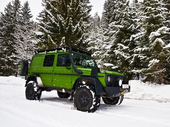Wolftruck Alpha G Wagen - Wolftrucks | The wolf of the mountains