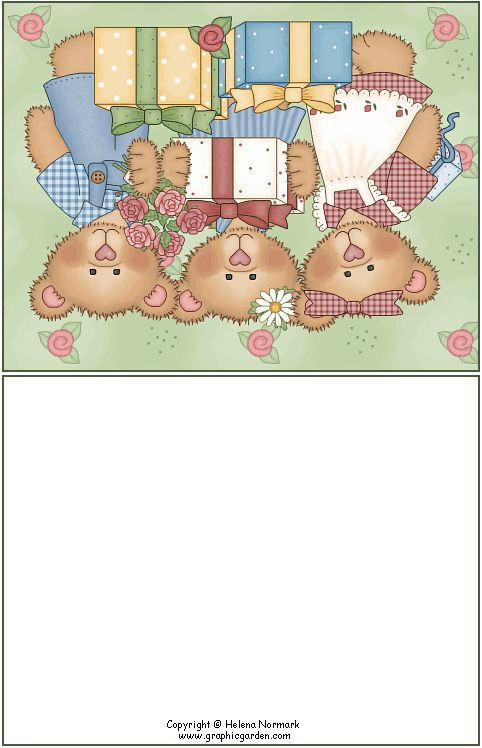 20 best Free Printable Greeting Card images on Pinterest - printable greeting card templates