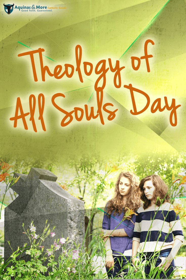 What does the Day of All Souls really mean for our faith?