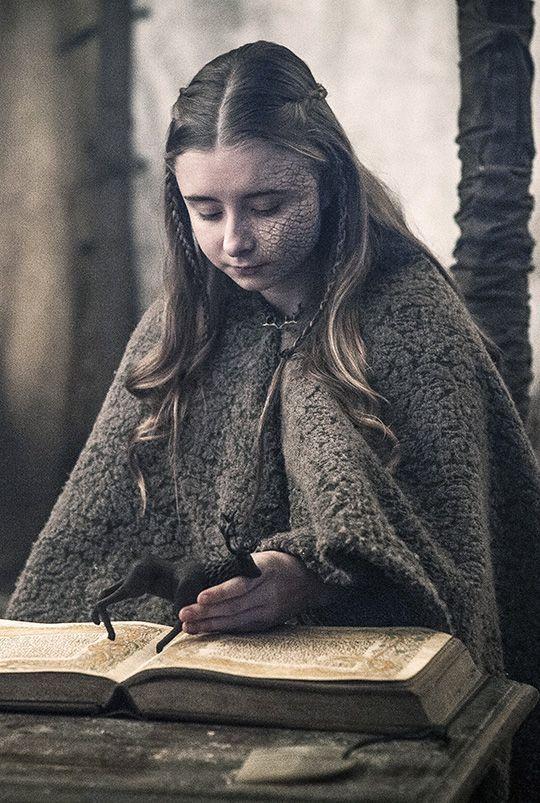 Shireen Baratheon | Game of Thrones Season 5