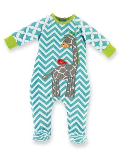 Giraffe Baby Sleeper