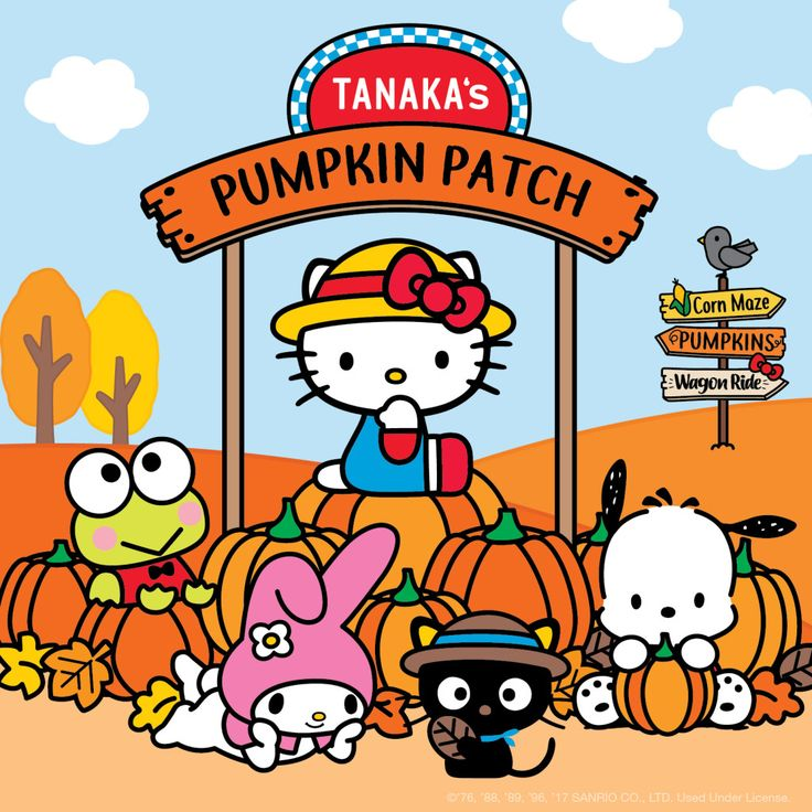 Hello Kitty to make year-long appearances at Tanaka Farms in Irvine