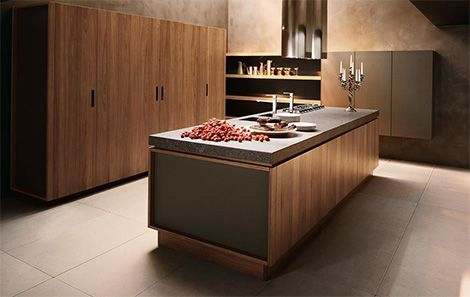 1000 Images About Cabinets Walnut On Pinterest