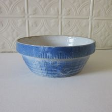 481 Best Images About Stoneware Spongeware Blue And White