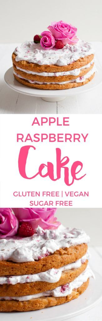 Vegan Layer Cake | Vegan Baking | Sugar Free Baking | Healthy Baking