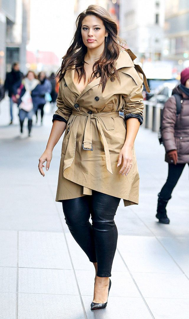ashley graham leggings street style fashioning it up with the Loubou's but they look like they hurt.