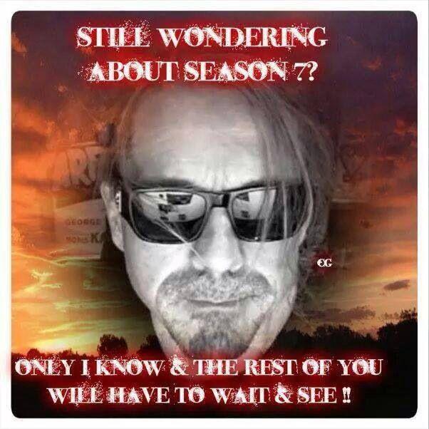 Kurt Sutter - Sons of Anarchy Season 7