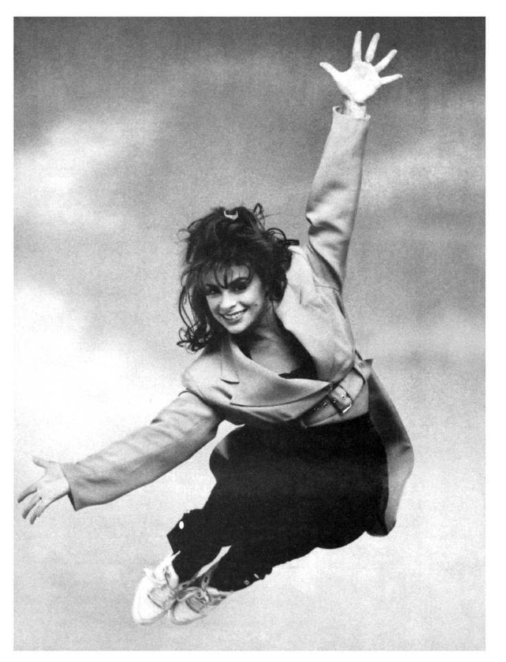 Choreographer: Paula Abdul