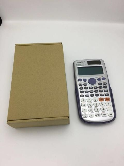 FX-991ES Scientific Calculator Dual Power With 417 Functions Solar Hesap Makinesi Calculadora Cientifica Office Calcolatrice