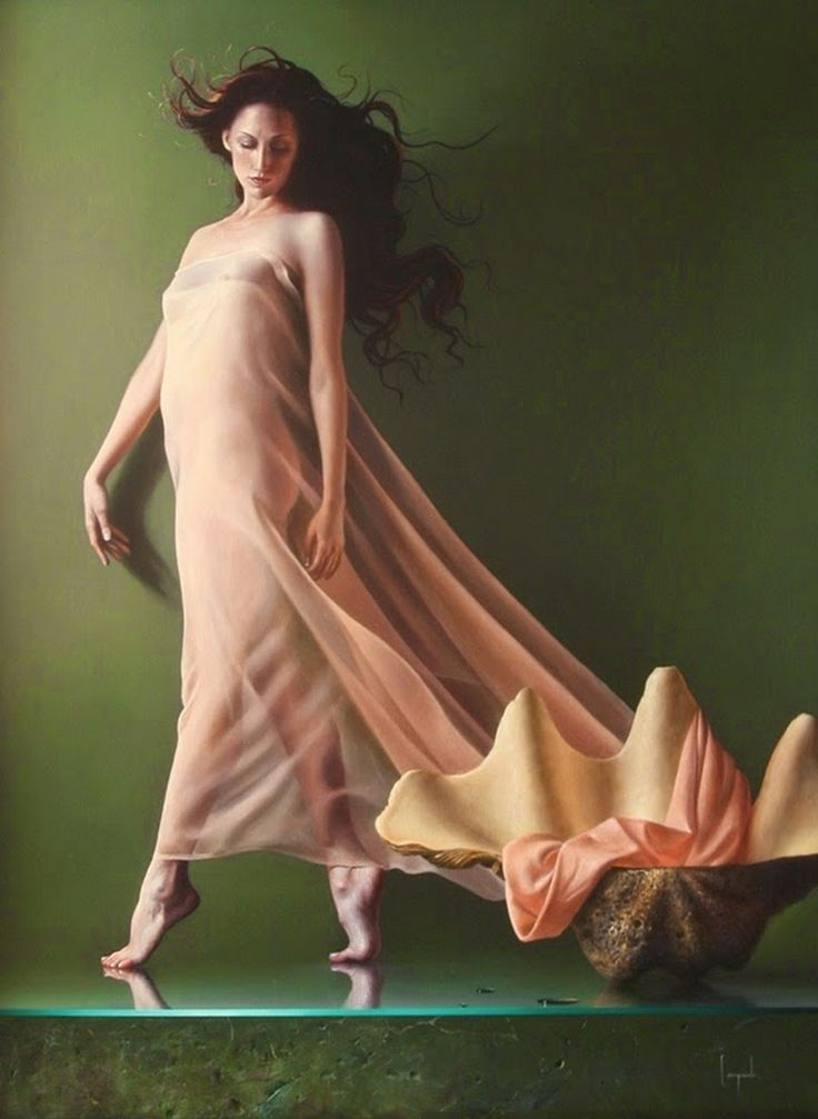 D.W.C. Dreams - Painter Dario Campanile | DANCE WITH COLORS
