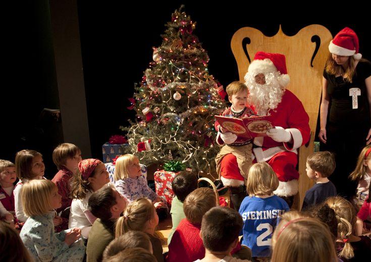 Santa Claus Christmas Party