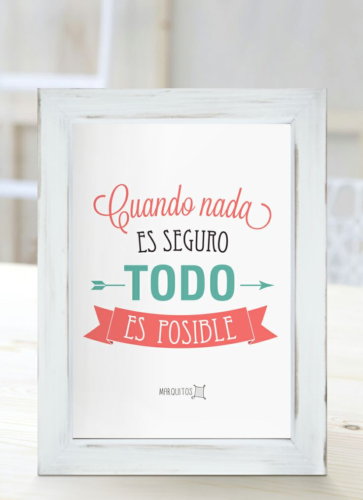 25 best ideas about cuadros con frases on pinterest frases para cuadros letreros and letreros - Cuadros para el hogar ...