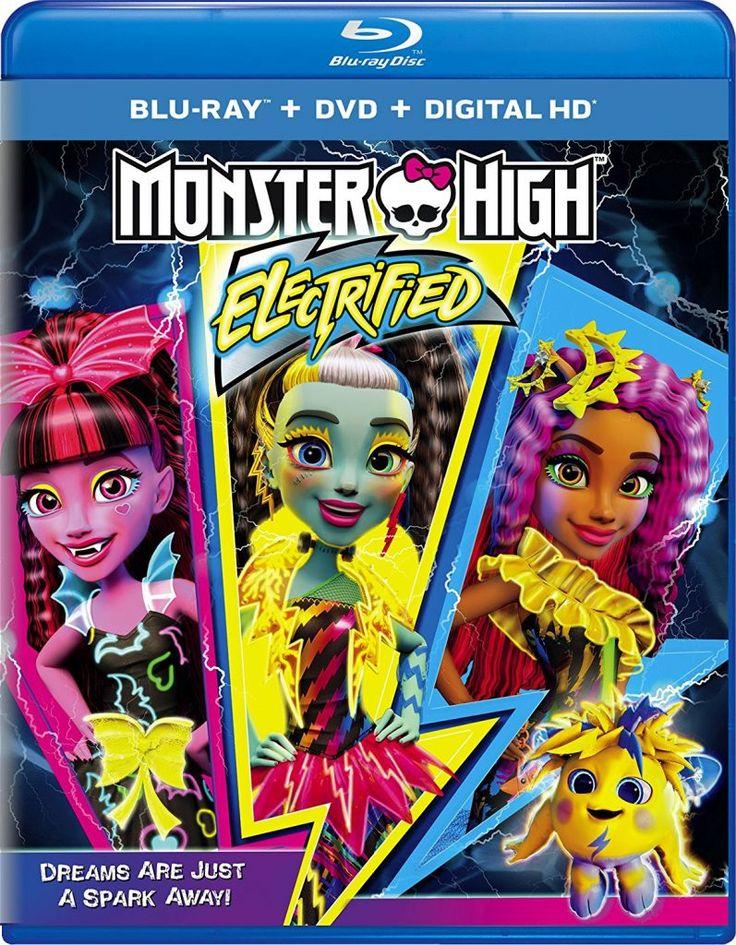 Orangtua perlu tahu bahwa Monster High Electrified adalah
