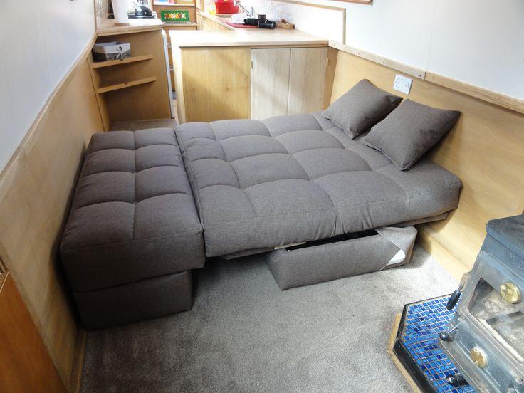 71 best Narrowboat Sofa Beds images on Pinterest