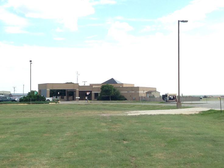 Come visit the Hays Regional Airport even if you aren't flying out of Hays