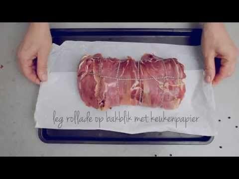 delicious.helpt - zalmrollade maken - YouTube