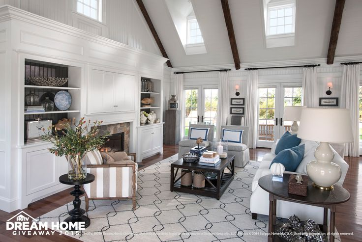 Located On Martha S Vineyard The Hgtv Dream Home 2015 Is