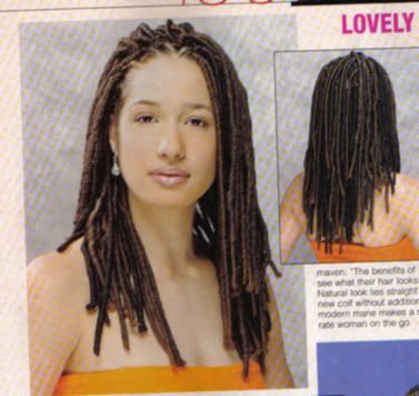 fake dreadlocks for women | Junior Member
