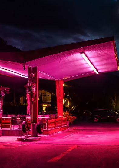 By Michael Sroka Illumination Pinterest Neon