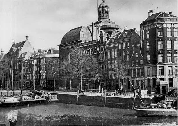 Blaak Rotterdam vroeger