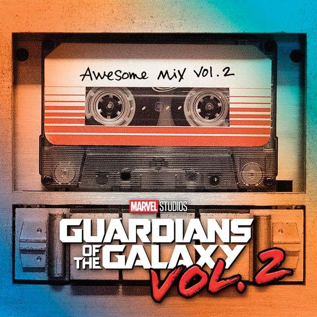 Guardiani della Galassia Vol. 2: tutte le tracce dell'Awesome Mix Vol. 2