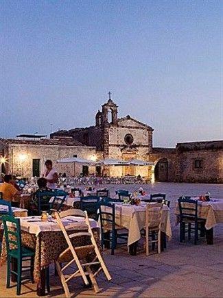 Sicilia,  Marzamemi - I remeber a summer here