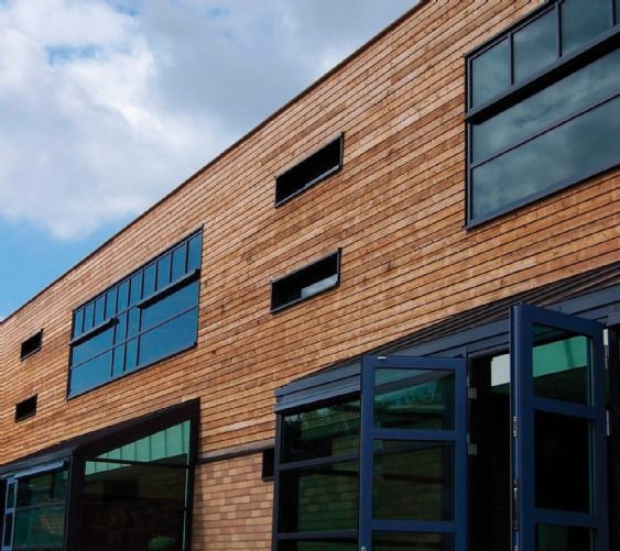 Timber Clad: Best 25+ Timber Cladding Ideas On Pinterest