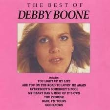 "Debby Boone ""You Light Up My Life"""