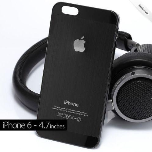 """≥ iPhone 6 4.7"""" Black Aluminium Case - Limited Edition! OP=OP! - Mobiele telefoons   Hoesjes en Frontjes   Apple iPhone - Marktplaats.nl ✿. ☺"""