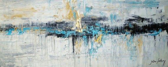 pintura 60 pintura abstracta más tamaños gran pintura
