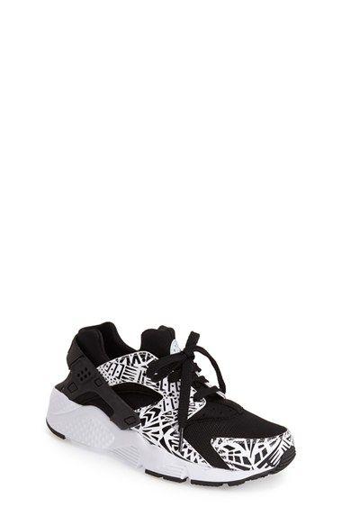 Nike 'Huarache Run' Print Sneaker ...