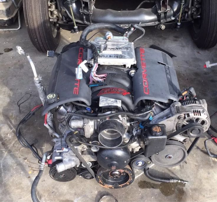 Stock Ls1 Intake Height: 43 Best Dino's Corvette Salvage Social Posts Images On