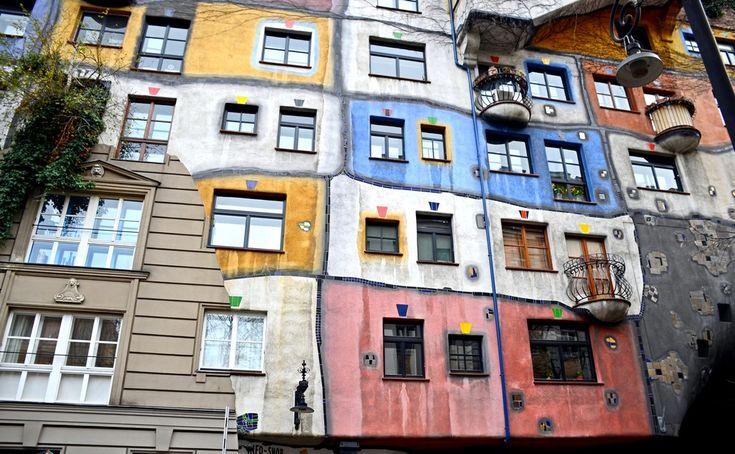 Meet me at the Hundertwasser House
